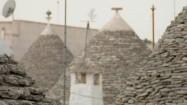 Kamienne domki trulli