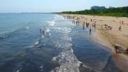 Plaża miejska w Gdyni