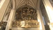 Organy w bazylice św. Mikołaja w Gdańsku