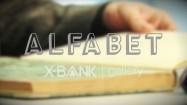 Alfabet X-Bank Gallery - litera B