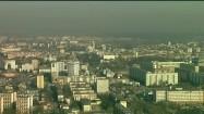 Osiedla mieszkaniowe i stadion w Białymstoku