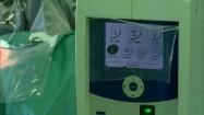Sprzęt medyczny na sali operacyjnej