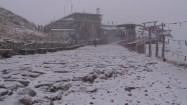 Stacja kolejki na Kasprowym Wierchu