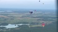 Balony w locie