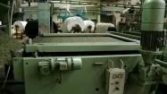 Maszyny w fabryce materiałów