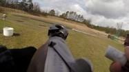 Ładowanie naboi do strzelby