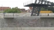 Odrestaurowane bulwary wiślane w Warszawie