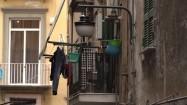 Pranie na balkonie