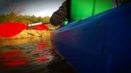 Pływanie na kajaku