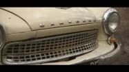 Wartburg - grill samochodowy
