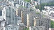 Bloki mieszkalne w Warszawie