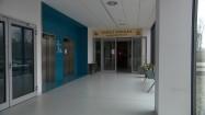 Wejście do kaplicy szpitalnej