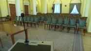 Sala posiedzeń Sejmiku Województwa Mazowieckiego