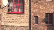 Okna familoków w Rudzie Śląskiej