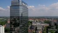Błękitny Wieżowiec w Warszawie