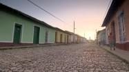 Uliczka w Trinidadzie na Kubie