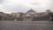 Piazza del Plebiscito w Neapolu