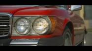 Mercedes-Benz 560 SL Cabrio - grill samochodowy