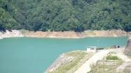 Zbiornik wodny na rzece Inguri w Gruzji