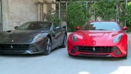 Samochody marki Ferrari