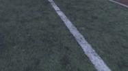 Bramka na boisku do piłki nożnej