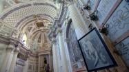 Wnętrze kościoła Michała Archanioła w Scicli