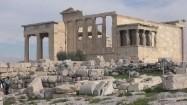 Erechtejon na ateńskim Akropolu
