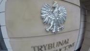 Wejście do Trybunału Konstytucyjnego
