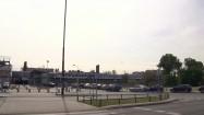 Okolice dworca Warszawa Wschodnia
