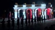 Uroczystości przed Grobem Nieznanego Żołnierza w Warszawie
