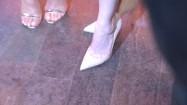 Buty na obcasach