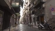 Uliczka w Neapolu