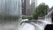 Fontanna w Chicago