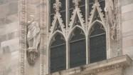 Katedra Narodzin św. Marii w Mediolanie - okno