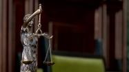 Figurka Temidy - symbol sprawiedliwości