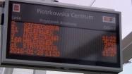 Przystanek w Łodzi
