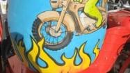 Wielkanocna pisanka motocyklistów