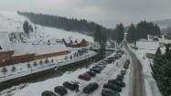 Stok narciarski w Istebnej