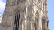 Wieża katedry św. Szczepana w Wiedniu