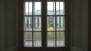 Widok z okna Pałacu Krasińskich w Warszawie