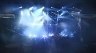Scena festiwalowa - koncert nocą