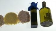 Ziarna, pieczywo pełnoziarniste i oleje roślinne