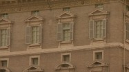 Okno papieskie w Pałacu Apostolskim