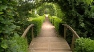Ogrody Barnsdale w hrabstwie Rutland