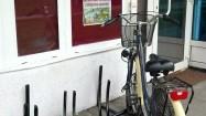 Zaparkowany rower