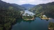 Krajobraz Borneo