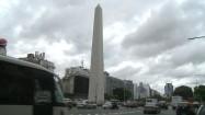 Obelisk w Buenos Aires