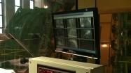 Panel sterowania maszyny wyciągowej