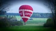 Lądowanie balonu