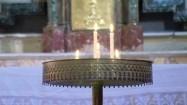 Tabernakulum w bazylice św. Bartłomieja w Rzymie